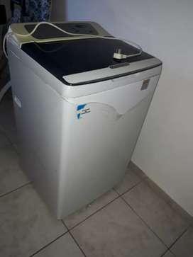 lavarropas en funcionamiento!!