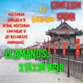 Traducciones Y Asesorías en Mandarín