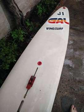 Vendo equipo completo de Windsurf de Lago