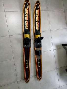 Ski acuático rioskis