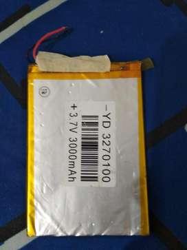Bateria para table - 3000 M.A.H