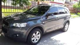 Vendo o Permuto Chevrolet Captiva LS 2.4 con GNC mod. 2.012