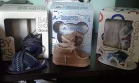 Sandalia y zapatos para el frio