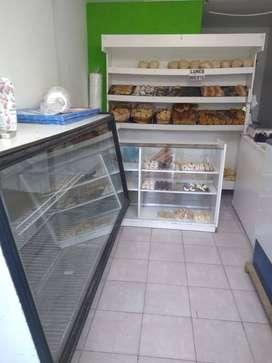 Fondo de comercio/ despacho de pan/helados