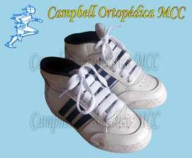 Zapatos Ortopédicos con Elevación. - Campbell Ortopédica MCC