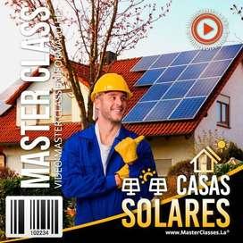 Programa para aprender a Instalar Paneles Solares ,con Energia Renovable e Infinita