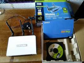 Router wireless Linksys (cisco)