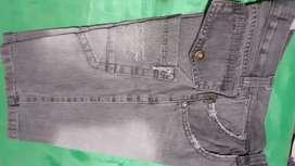 Bermudas de jeans como nuevas
