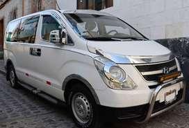 Vendo en  Minivan Hyundai H1