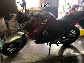 Fz 2.0 Yamaha Rojo