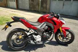 Vendo Honda CB 190R (Repsol)