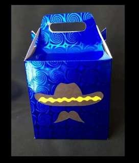 Cajas personalizadas para toda ocasión