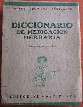 DICCIONARIO DE MEDICACION HERBARIA