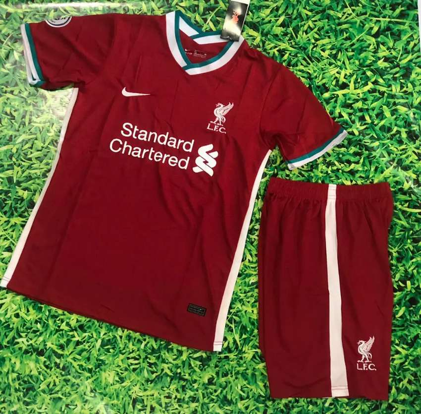 Tottenham uniformes
