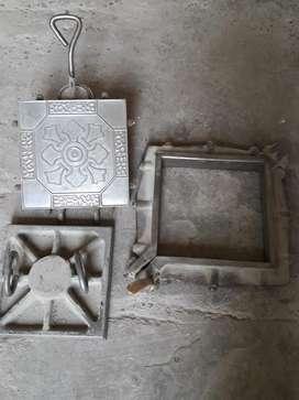 Horma para Fabricar Mosaicos Incaico 25 X25