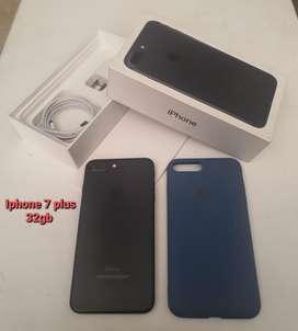 Vendo hermoso iphone 7 plus en caja