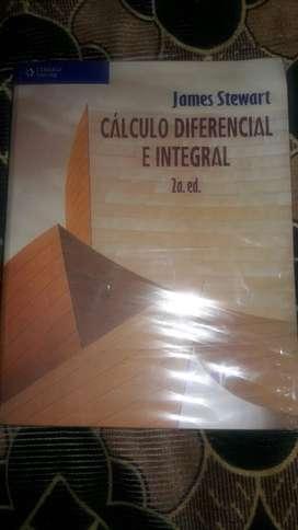 Cálculo Diferencial E Integral  Stewart - LIBRO ORIGINAL