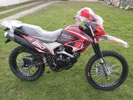 Moto Shineray  2020