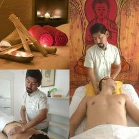 Masajes descontracturantes y relajantes en CABA