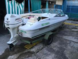 Canestrari 160 open  Johnson 90