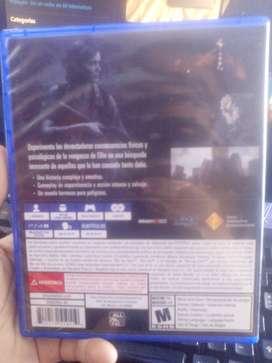 Vendo The Last of Us Parte 2 PS4