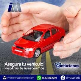 Asesoria en Compra de Seguro Vehicular