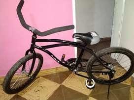 Bicicleta playera nueva rodado 20