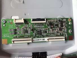 "Tarjeta t-com  TV Samsung 43"" Smart"