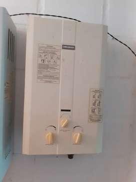 Reparación, mantenimiento e instalación de calentadores