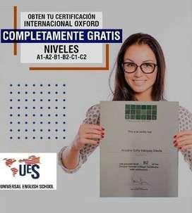 Cuál Será Tu Excusa Esta Vez Para No Iniciar Tu Curso De Inglés??, Aprende inglés Hablando y Certificate OXFORD B2.
