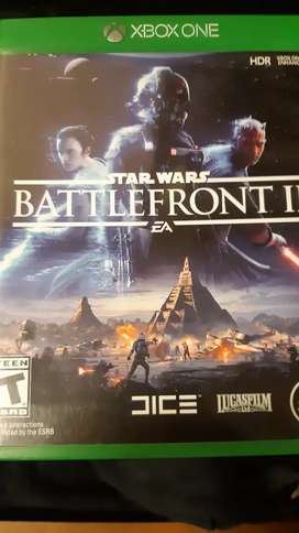 Star Wars batlefront 2 xbox one