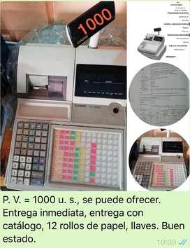 caja registradora electrónica Casio TK 3200... de calidad