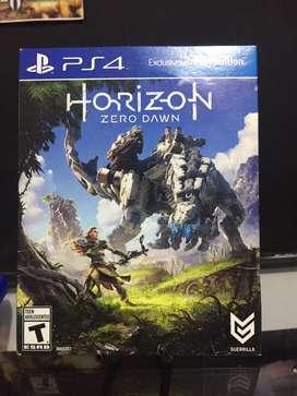 Horizon ps4