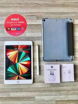 IPAD MINI 4 dorado / 64 gb + accesorios