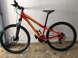 Vendo bicleta mtb venzo 27.5