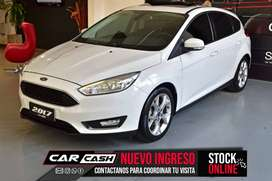 FORD FOCUS III SE+ 5P 2.0 AT 2017