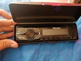 frontal carita de radio pioneer