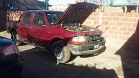 Vendo ford ranger motor hecho nuevo