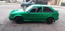 Vendo carro en buen estado placas de bogota