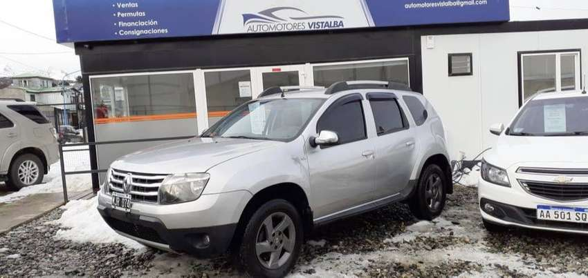 RENAULT DUSTER 2.0 LUXE 4X4 MT,IMPECABLE,IMPERDIBLE 0