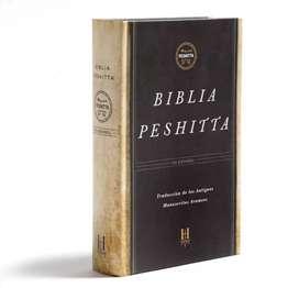 Biblia peshitta  en el idioma que Jesús hablo