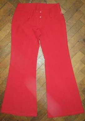 Palazo rojo hilo