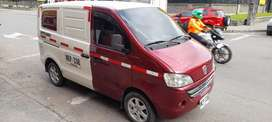 Vendo o permuto camioneta HAFEI 2013 de carga en excelentes condiciones
