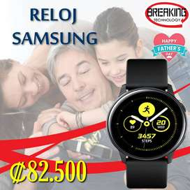 Galaxy Watch Active-Reloj Samsung