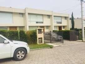 Renta, alquiler casa, Sector Lumbisi, Colegio Spelman, El Potrero, Cumbaya, Ruta Viva