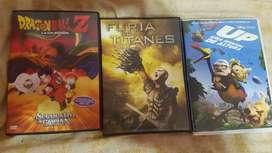 Dvd's originales