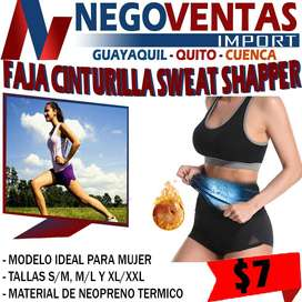 FAJA CINTURILLA SWEAT SHAPER