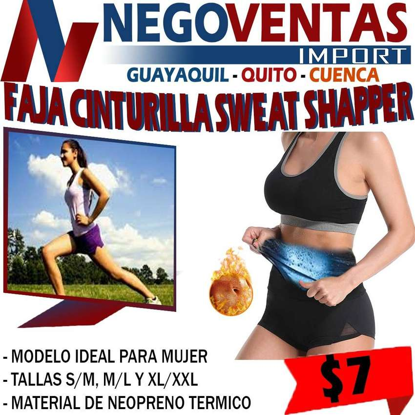 FAJA CINTURILLA SWEAT SHAPER 0