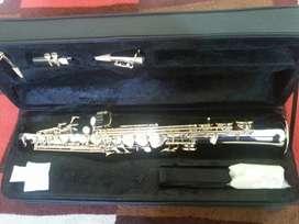 calidad impresionante saxo soprano holtons