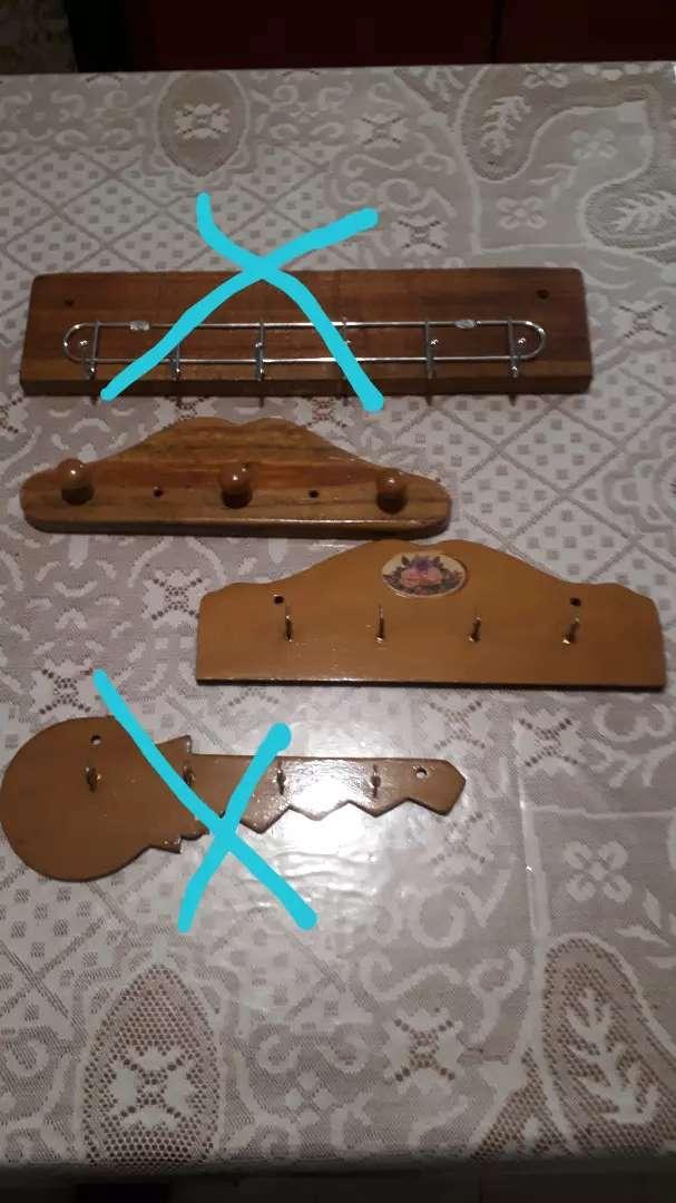 Vendo Porta Llaves de madera y mdf